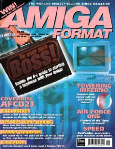 Amiga Format Issue 107