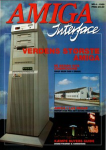 Amiga Interface Issue 4