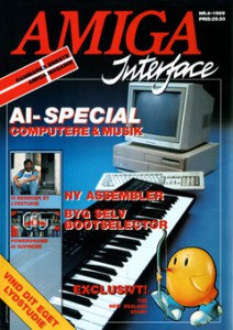 Amiga Interface Issue 06