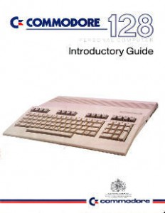 Commodore 128 Introductory Guide
