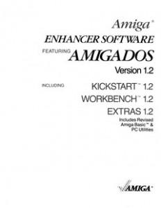AmigaDOS Enhancer Software 1.2