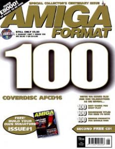 Amiga Format Issue 100