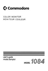 Commodore_1084_UsersGuide_mono