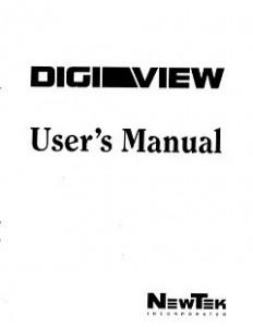 NewTek_DigiView_Users_Manual
