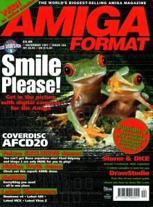 Amiga Format Issue 104