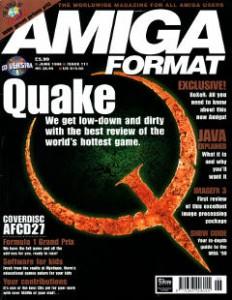 Amiga Format Issue 111