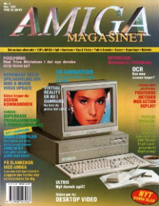 Amiga Magasinet Issue 03
