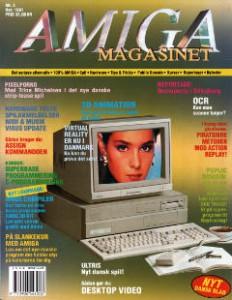 Amiga Magasinet Issue 03