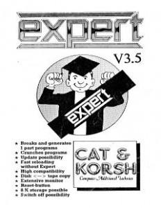 Expert Cartridge 3.5
