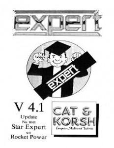 Expert Cartridge 4.1 Update