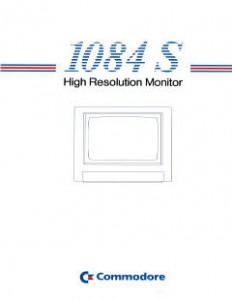 Commodore 1084S High Resolution Monitor