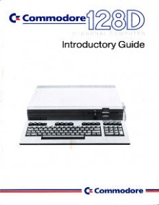 Commodore 128D Introductory Guide