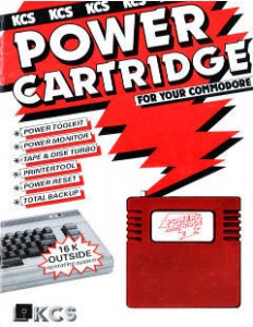 KCS Power Cartridge Manual