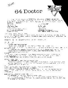 Trilogic_C64_Doctor