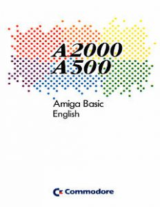 Commodore_A2000-A5000_Amiga_Basic_English