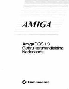 AmigaDOS_1.3_Gebruikershandleiding_(nl)