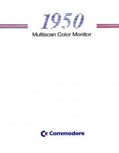 Commodore_1950_Multiscan_Color_Monitor