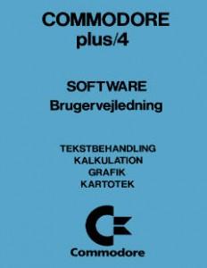 Commodore_Plus4_Software_Brugervejledning_(da)