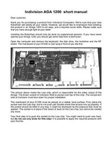 IndividualComputers_Indivision_AGA1200_Manual