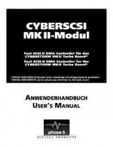Phase5_CyberSCSI-MKII_Module_User_Manual_(en-de)