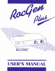 RocTek_RocGen_Plus_Users_Manual