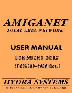 HydraSystems_AmigaNet_User_Manual