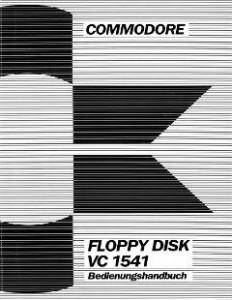 Commodore_1541_Floppy_Disk_Bedienungshandbuch_(de)