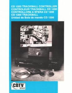 Commodore_CD1200_Trackball_Controller_(en,fr,it,de,es)(368481-01)