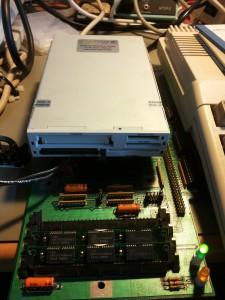 SCSI Card Reader