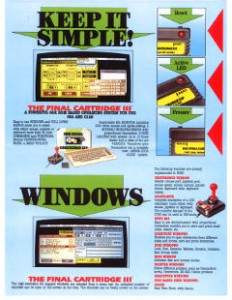 Datel_C64_Products