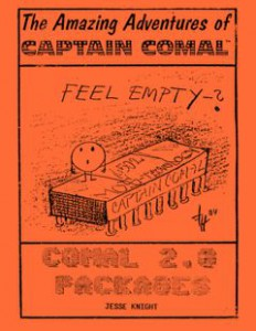 ComalUsersGroup_The_Amazing_Adventures_of_Captain_Comal