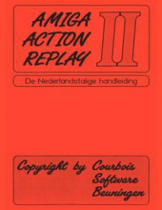 Datel_Electronics_Action_Replay_MKII_Manual_(nl)