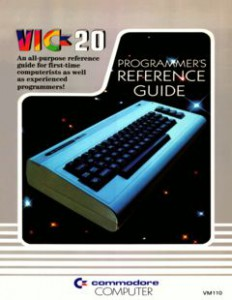 Commodore_Vic20_Programmers_Reference_Guide