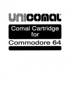 UniComal_ComalCart_For_C64_(da)[new_model]