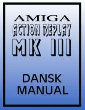 Datel_Electronics_Action_Replay_MKIII_Manual_(da)