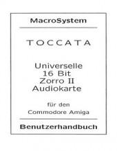 MacroSystem_Toccata_Benutzerhandbuch_(de)