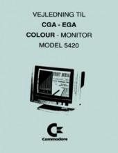 Commodore_5420_Vejledning_(da)