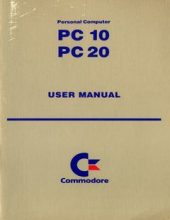 Commodore_PC10-PC20_User_Manual