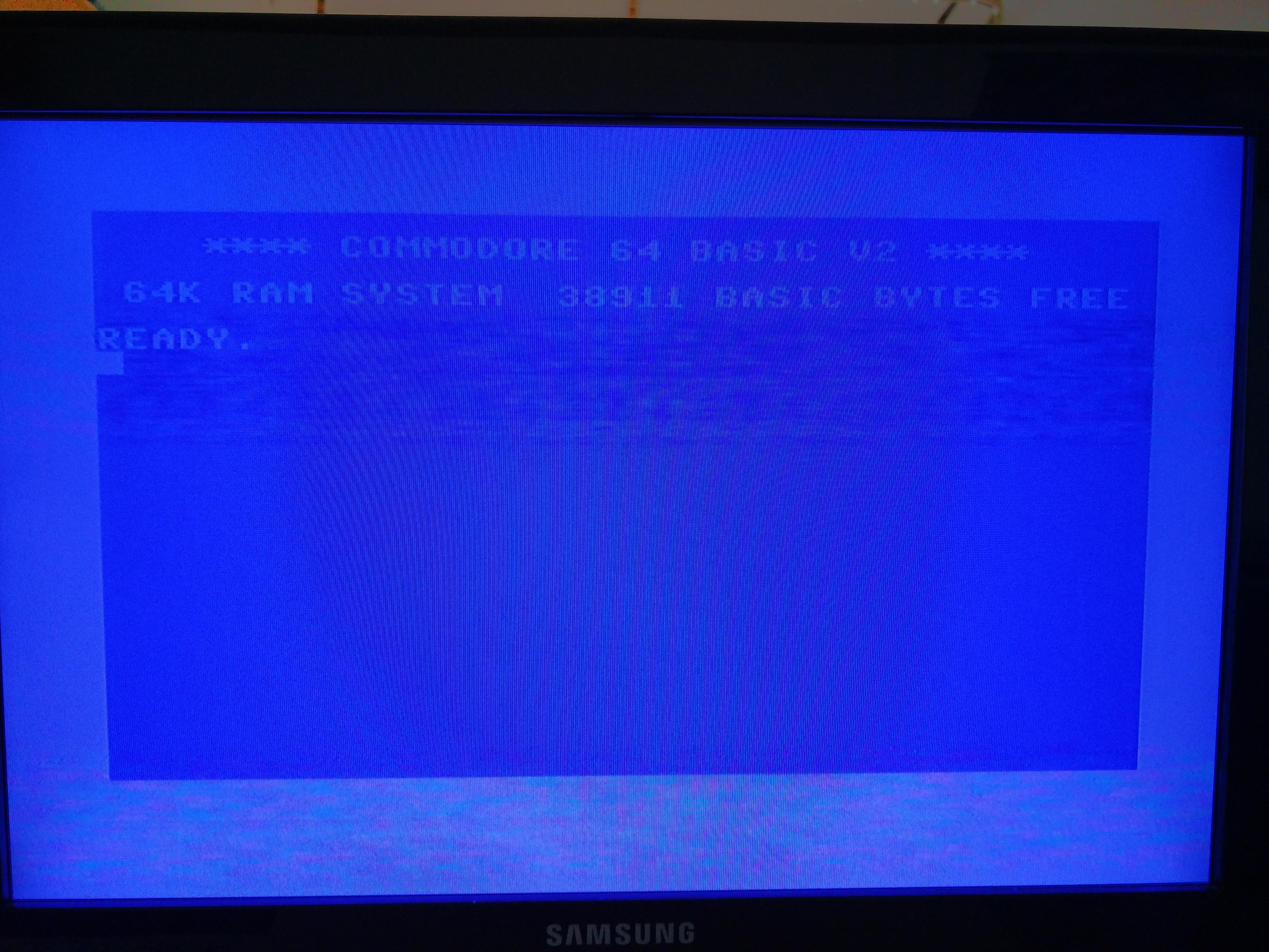 Test of video converters for Commodore 64 | Retro Commodore