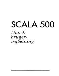 DigitalVisionAS_Scala_500_dansk_brugervejledning