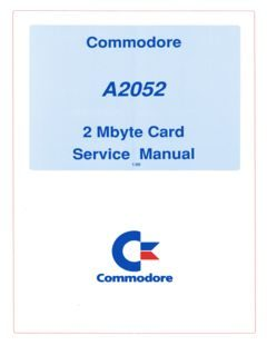 commodore_a2052_2_mbyte_card_service_manual