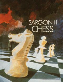Sargon II Chess for the VIC 20 | Retro Commodore
